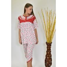 Pižama Hojas